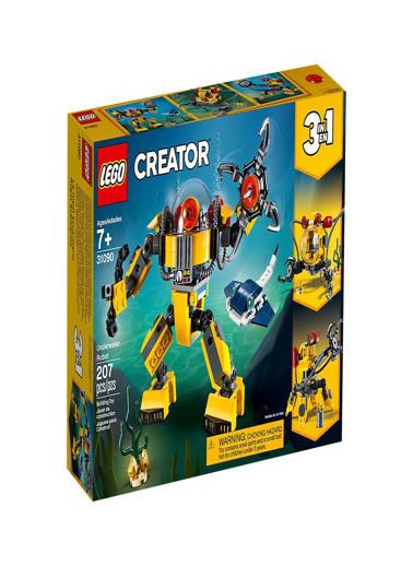Lego Lego Creator Sualtı Robotu 31090 Renkli